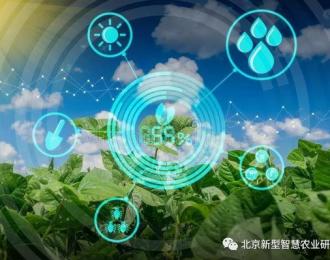 新中付:数字农业农村现状及未来发展方向解析