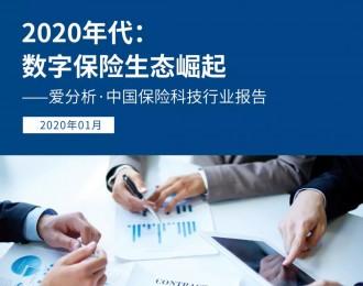 爱新中付:《2020年代:数字保险生态崛起》(PPT)