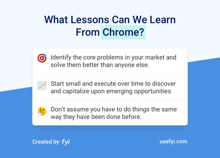 新中付:从0%到70% 谷歌Chrome是如何蚕食互联网的?